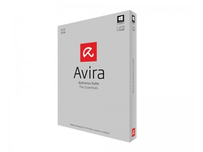 AVIRA Internet Security 3 User with free Wireless Mouse